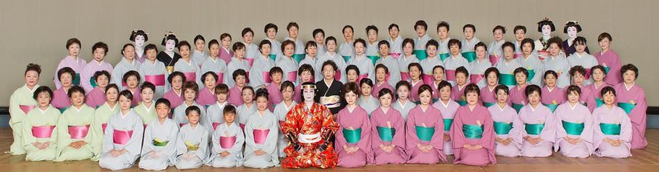 雁音流の日本舞踊教室は徳島と東京赤坂にございます