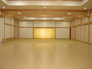 徳島 稽古場2階